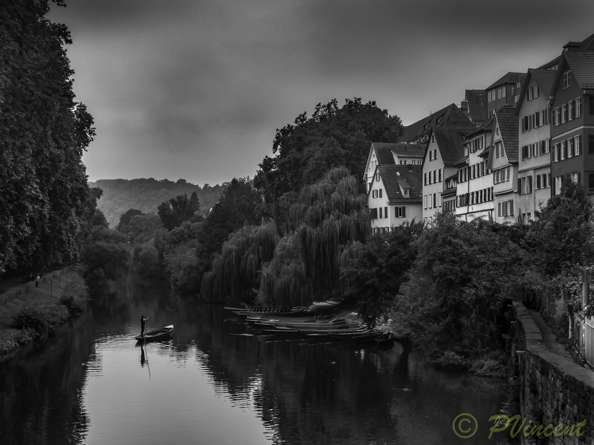 tübingen, Neckar-3